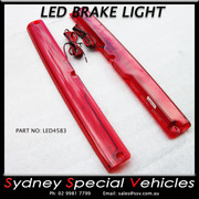 REPLACEMENT LED BRAKE LIGHT FOR CE LANCER MR REAR WING SPOILER 458 mm long