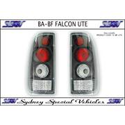 TAIL LIGHTS FOR BA BF FALCON UTES - ALTEZZA STYLE