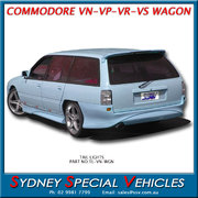 TAIL LIGHTS FOR VN VP VR VS COMMODORE WAGONS - PAIR OF