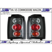 TAIL LIGHTS FOR VN-VS COMMODORE WAGONS & UTES - PAIR OF