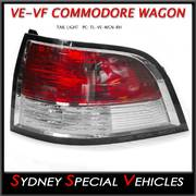 TAIL LIGHT FOR VE & VF COMMODORE WAGON - FACTORY STYLE - RIGHT HAND