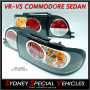 TAIL LIGHTS FOR VR VS COMMODORE SEDANS - ALTEZZA STYLE
