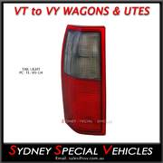 TAIL LIGHT FOR VU COMMODORE UTE - PASSENGER SIDE