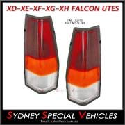 TAIL LIGHTS FOR XD XE XF XG XH FALCON UTES & PANEL VANS