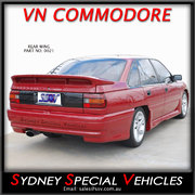 REAR BAR FOR VN COMMODORE SEDAN - VN GROUP A STYLE