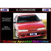 GRILLE FOR VL COMMODORE - HDT GROUP A STYLE