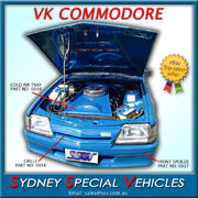 FRONT SPOILER FOR VK COMMODORE - GROUP A HDT STYLE