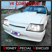FRONT SPOILER FOR VK COMMODORE - GROUP 3 HDT STYLE