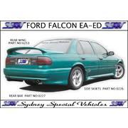 REAR BUMPER BAR FOR EA EB ED FALCON SEDAN - SSV STYLE
