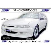 FRONT SPOILER VR-VS SS COMMODORE STYLE