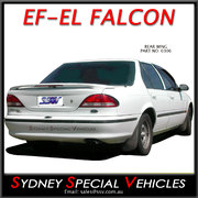 REAR SPOILER FOR EF & EL FALCON SEDAN - EF XR STYLE