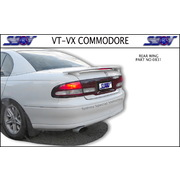 REAR SPOILER FOR VT-VX COMMODORE SEDAN VT S PACK STYLE