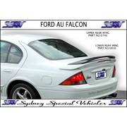 REAR WING FOR AU FALCON SEDAN - SERIES 1 XR STYLE