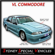 BONNET SCOOP - VL WALKINSHAW STYLE