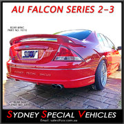 REAR SKIRT FOR AU FALCON SEDAN SERIES 2 & 3
