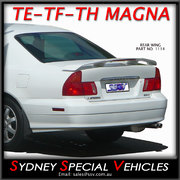 REAR SPOILER TE TF TH MAGNA SEDAN