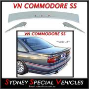 SS REAR SPOILER FOR VN COMMODORE SEDAN - 3 PIECE