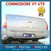 IN FILL PANEL FOR VY-VZ COMMODORE SS UTES