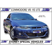FRONT BAR FOR VR-VS COMMODORE - VX HSV STYLE
