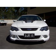 FRONT SPOILER FOR BA-BF FALCON X6 & XR8 - DJR STYLE