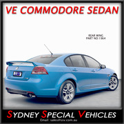 REAR WING SPOILER FOR VE COMMODORE SEDAN SV6