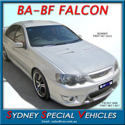 BONNET FOR BA-BF FALCON - DRIFT STYLE - VENTED
