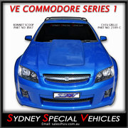 CHEV STYLE GRILLE FOR SERIES 1 VE COMMODORE SS, SV6 & SSV