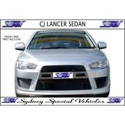 CJ LANCER FRONT BAR- EXTREME STYLE