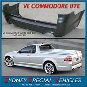 REAR BUMPER BAR FOR VE COMMODORE UTE - SS STYLE