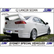 SIDE SKIRTS FOR CJ LANCER - XDC STYLE
