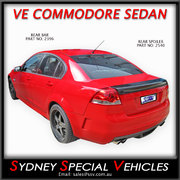 BOOT SPOILER FOR VE COMMODORE SEDAN - SV STYLE