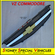 CHEV STYLE GRILLE FOR VZ COMMODORE EXECUTIVE & ACCLAIM