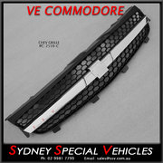 CHEV STYLE GRILLE FOR SERIES 1 VE COMMODORE OMEGA, LUMINA & BERLINA