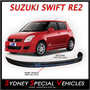 FRONT SPOILER FOR SWIFT 7/2007-2010 - RE2 STYLE