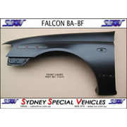 FRONT GUARD FOR BA BF FALCON - LEFT HAND