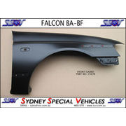 FRONT GUARD FOR BA BF FALCON - RIGHT HAND