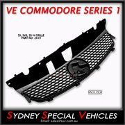 GRILLE FOR SERIES 1 VE COMMODORE SS, SV6 & SSV - FACTORY STYLE