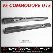 SIDE SKIRTS FOR VE-VF COMMODORE UTE - VE MALOO STYLE
