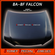 BONNET FOR BA-BF FALCON - FACTORY STYLE