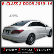 REAR SPOILER FOR MERCEDES E CLASS 2 DOOR 2010-2012