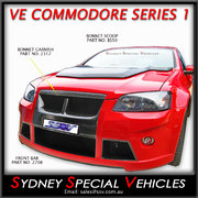 FRONT BAR FOR VE COMMODORE SERIES 1 - SPORTS