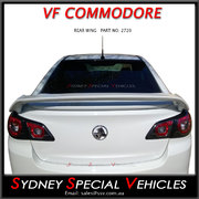 REAR WING / BOOT SPOILER FOR VF COMMODORE SEDAN