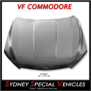 BONNET FOR VF COMMODORE -FACTORY STYLE - ALUMINIUM