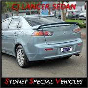 REAR SPOILER FOR CJ LANCER SEDAN 2007-2017 -SX STYLE
