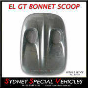 BONNET SCOOP - EL GT WITH UNDER TRAY
