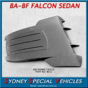 BONNET SCOOP FOR BA & BF FALCONS -  DJR STYLE