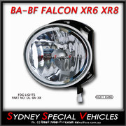 FALCON BA BF FRONT BAR DRIVING / FOG LIGHT - RIGHT HAND, DRIVERS SIDE