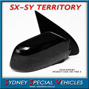 DOOR MIRROR FOR FORD TERRITORY SX SY 2004-11 RIGHT HAND NO SENSOR