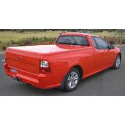 HARD LID FG FGX FALCON UTE - FLAT SMOOTH - MANUAL LOCKS