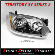 HEADLIGHT FOR TERRITORY 5/2009-4/2011 - RIGHT HAND